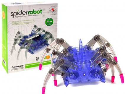 eng pl Creative controlled spider robot battery ZA1846 11898 1