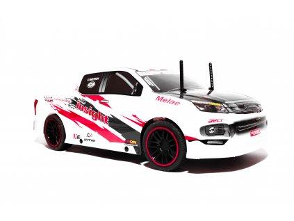 RC AUTO RACERS 1:10 DRIFT Červené