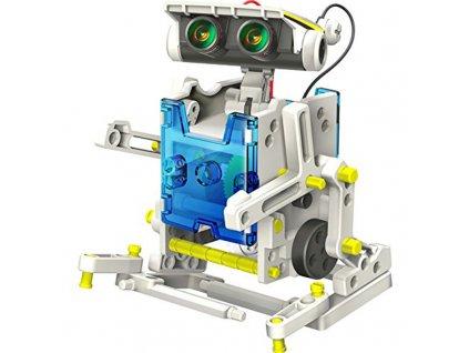 solarny robot