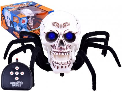 eng pl Controlled scary SPIDER SKULL Halloween RC0483 14570 1