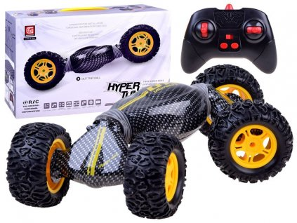 eng pl Two sided RC controlled car with joints RC0479 14495 1