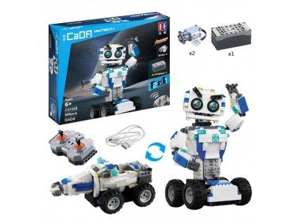 Double Eagle: Robot / vozidlo (2v1) -na DÁLKOVÉ OVLÁDÁNÍ