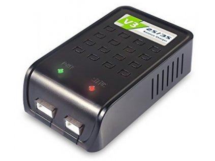 GPX Extreme: Nabíječka GPX V3 pro LiPo / LiFe 2S-3S s balancerem