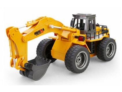Huina (H-Toys): Rýpadlo RTR 1:18 6CH 2,4 GHz