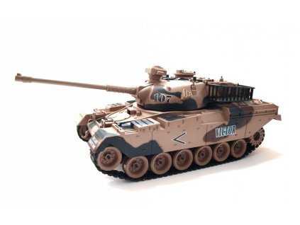 RC tank M60 Victor 1:18 RTR 27MHz ASG