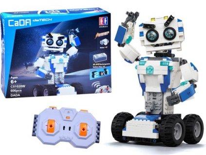 Robot 2v1 s diaľkovým ovládaním