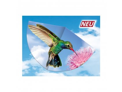 kolibri 75x48 cm