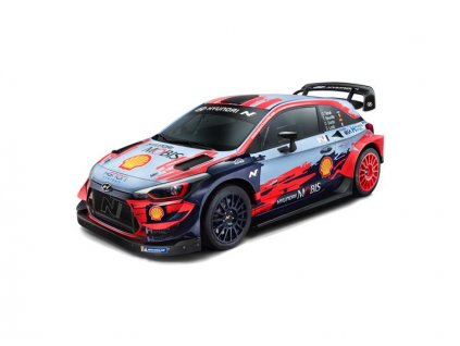 Ninco NINCORACERS Hyundai i20 Coupe WRC 1:16 2.4GHz RTR NH93168