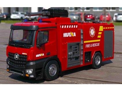 HUINA RC Hasičské auto na dálkové ovládání 1:14 2,4 GHz 1562