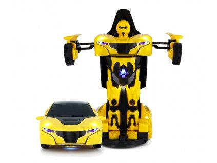 Rastar: Mini transformers 1:32 RTR