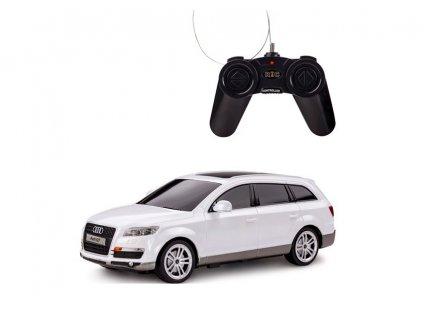 Rastar: Audi Q7 1:24 RTR - bílá