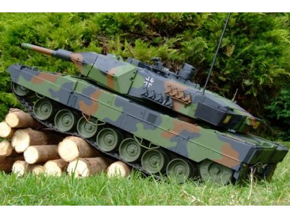 RC tank Hobby Engine Leopard