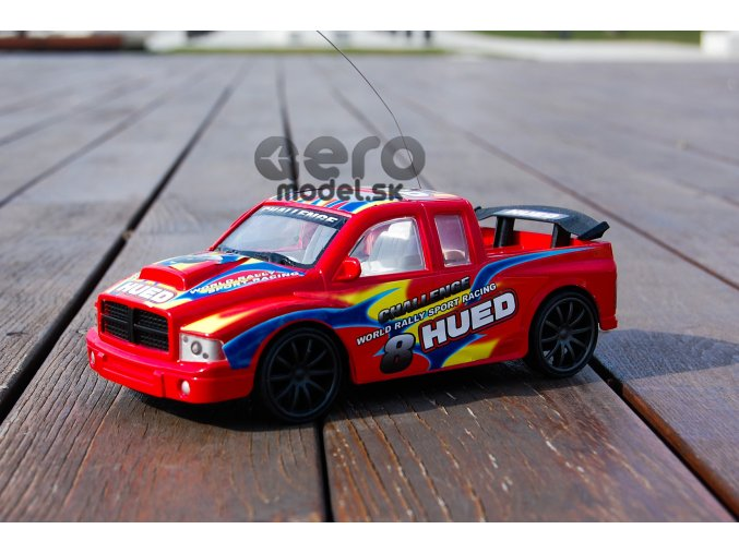 Dodge pickup mad truck RC auto 1:18