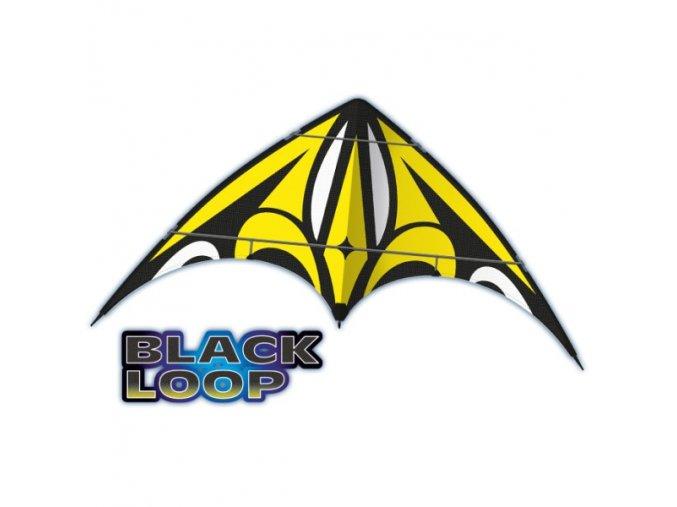 black loop 160x80 cm gunther