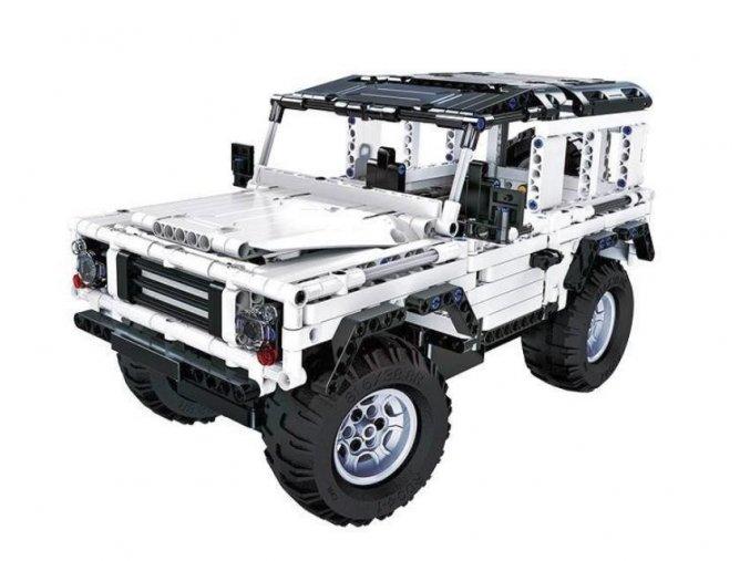 Double Eagle: Land Rover - stavebnice na dálkové ovládání