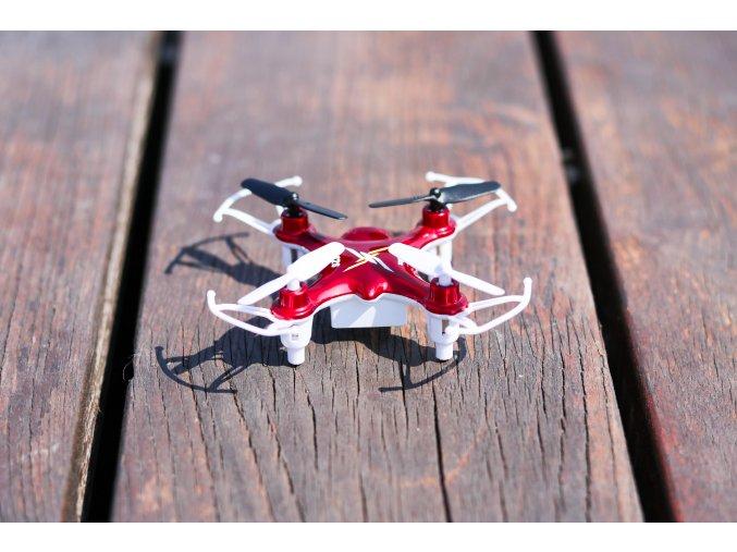 SYMA X12 - Miniaturní dron na dálkové ovládání