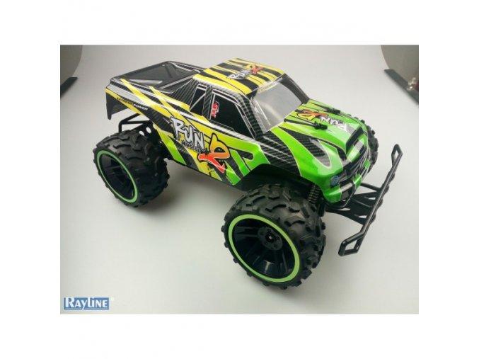 auto racers 18 zeleny