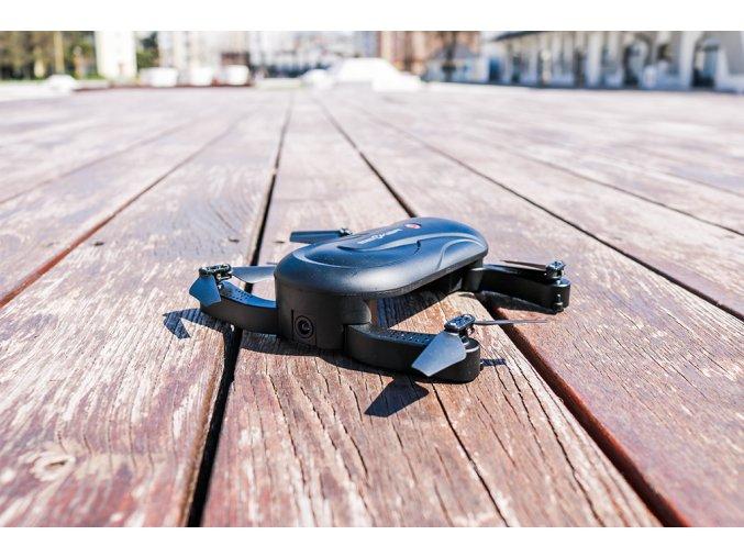 JJRC SELFIE DRONE DOBBY (KAMERA FPV 720P, 2.4GHZ, GYROSKOP, BAROMETER) (8 of 8)