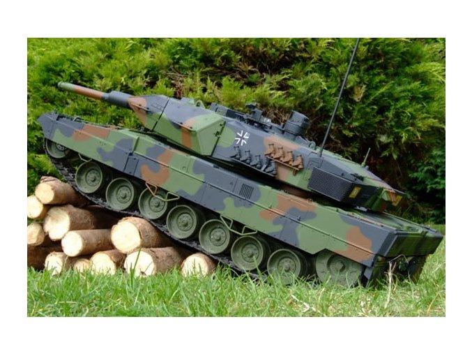 RC tank Hobby Engine Leopard