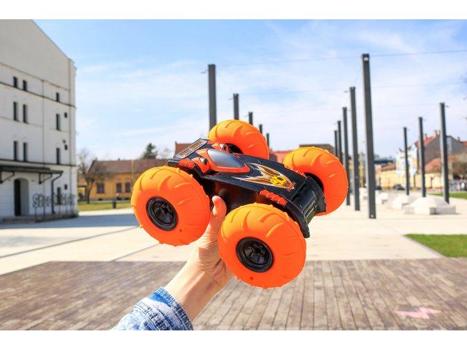 rc extreme stunt ii pro verze oranzova