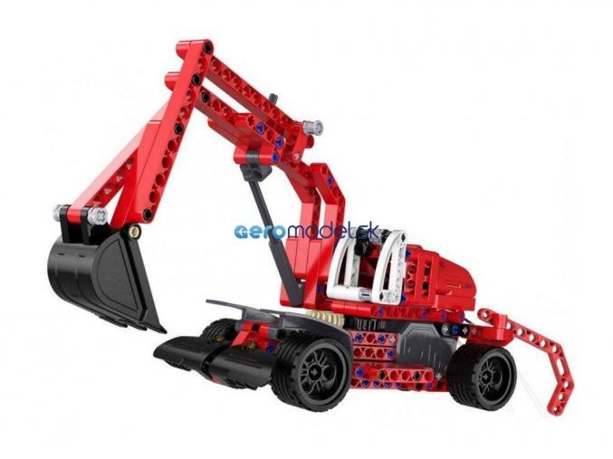 Double Eagle stavebnice buldozer