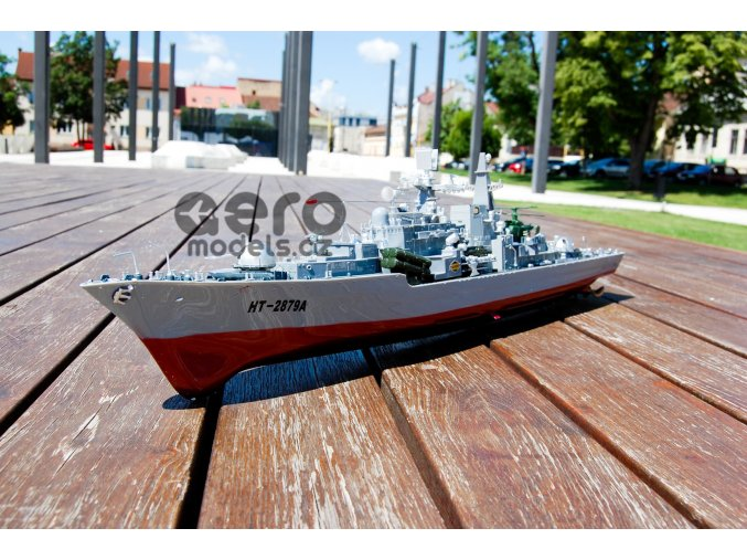 RC LOĎ TPC: RUSKÝ torpédoborec SOVREMENNYE 956A (HT-2879)
