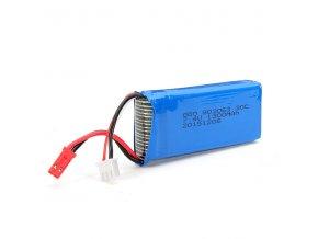 MJX X101 RC náhradní baterie 7.4V 1200mAh 25C