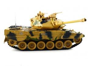 German Leopard 2 1:18 RTR 27MHz ASG