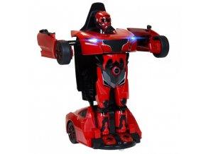 RS X MAN Transformer RAstar 1:14 RTR ČERVENÝ
