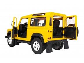 Rastar: Land Rover Denfender 1:14 RTR