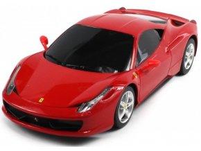 FERRARI 458 Italia 1:18 RTR - červené
