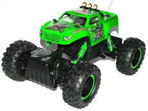 Rock Crawler 4WD 1:12 40MHz RTR (Farba Zelená)
