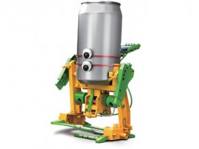 Solární vzdelávací robot 6v1