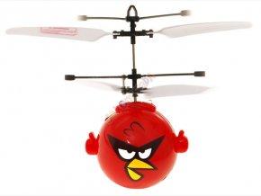 Létající Angry Birds - nepotřebuje ovladač
