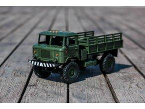 RC vojenské auto OFF-ROAD WPL B-24 4WD 1:16