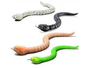 RC Had na dálkové ovládání