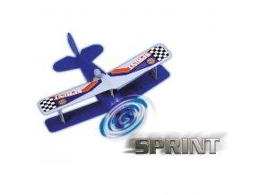 Vystřelovací létadlo SPRINT 17X18 CM