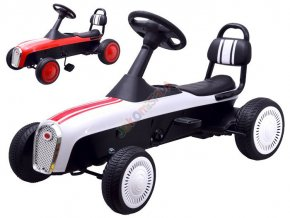 eng pl GOKART for children on soft wheels EVA SP0381 12115 12