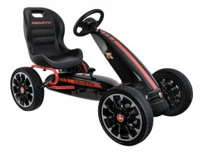 eng pl GOKART ABARTH for pedals Large soft wheels PA0167 13000 8