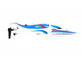 RC HYDRO 2,4 HIGH-SPEED RACING LOĎ RTR