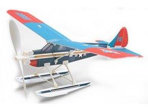 Větroň Aviator-Beaver 450mms gumovým pohonem