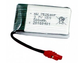 Náhradní batérie Syma 500mAh 3.7V LiPo X5HC/X5HW