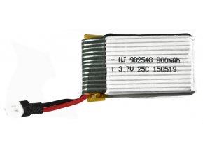 Baterie Li-Pol 800mAh 3,7V pro SYMA X5SW, X5C