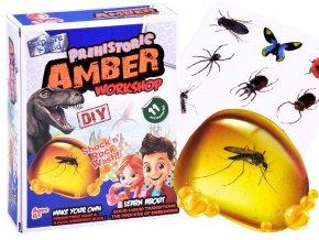 eng pl Creative prehistoric amber set ZA2923 14470 1
