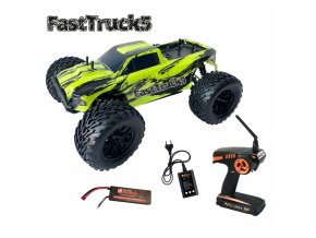 FastTruck 5 brushless