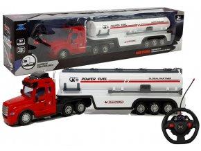 RC nákladní autíčko s nádrží
