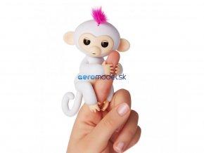 NOVINKA! Fingerlings Pet Baby Opice