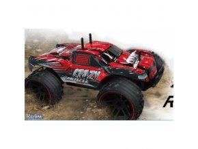 auto racers 116 short cervena (5)