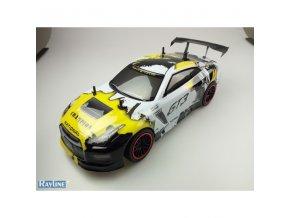 auto racers 110 drift zluta (2)