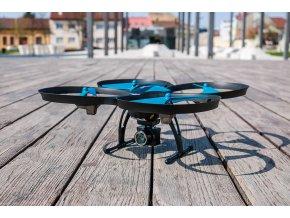 RC Dron UDI DISCOVERY2 15min, 2XAKU, TRASA, BAROMETER HD KAM, KOMPAS (6 of 14)